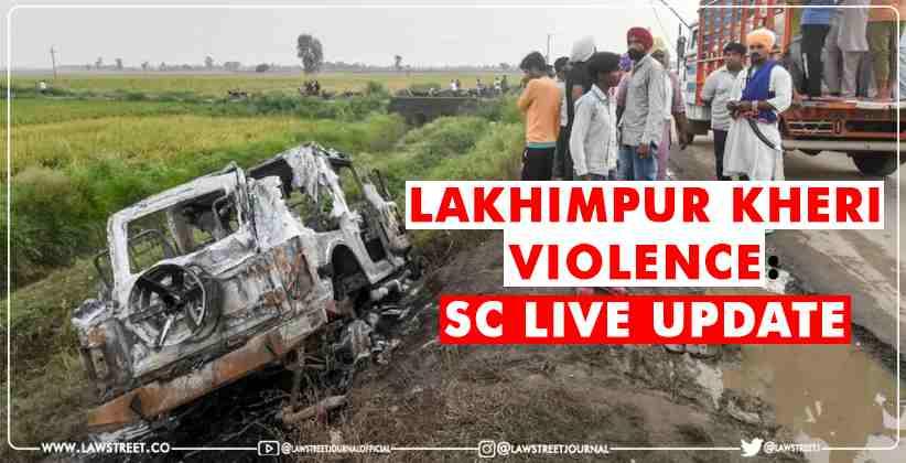 Lakhimpur Kheri violence live update