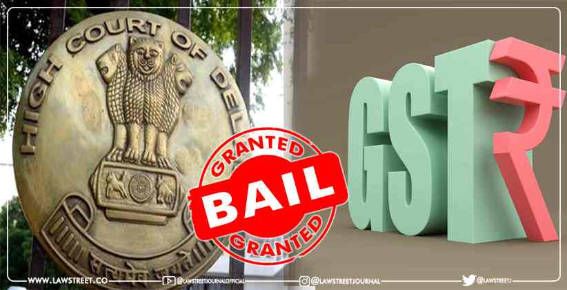 Custodial interrogation is not required Delhi HC states while granting bail