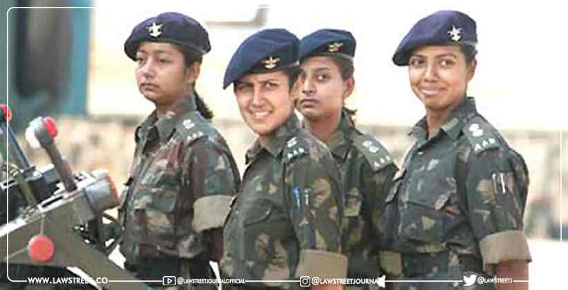 Women army officer denied Permanant commission
