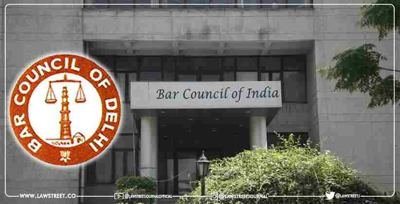 Bar Council Of India Stays Bar Council Of Delhi's General Direction On Performing Religious Activities Inside Court Chamber [READ ORDER]