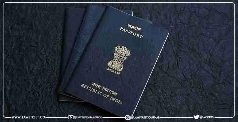 Passport Office Decides Not to Issue Passport…