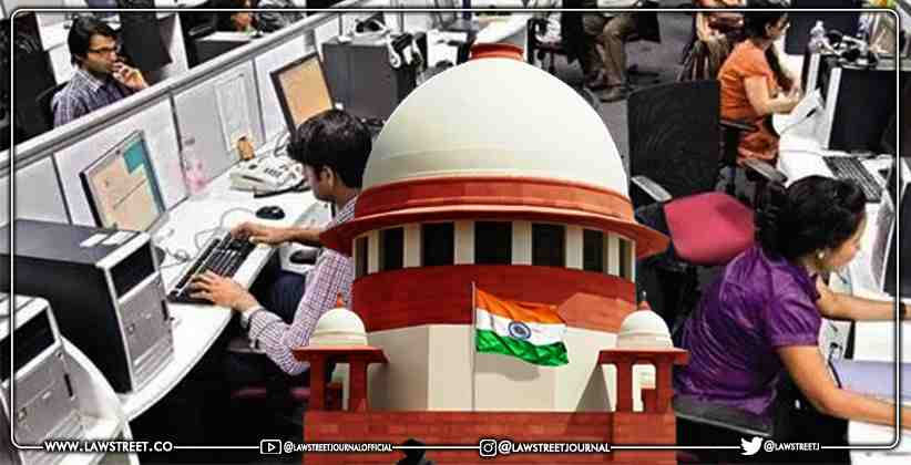 Part-time Employees not entitled to seek regularisation, can't claim salary equal to regular Govt Employees: Supreme Court