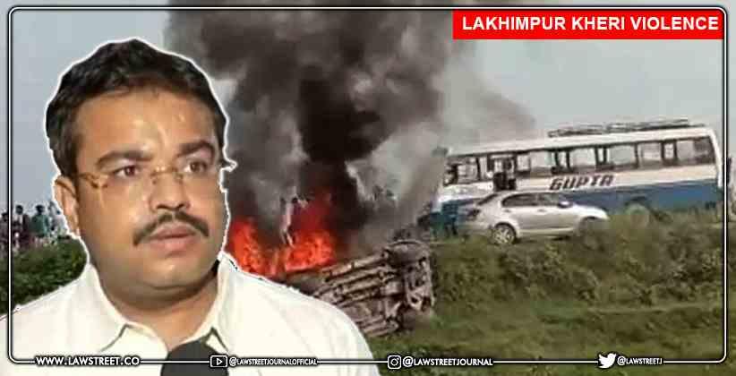 Lakhimpur Kheri Violence: Uttar Pradesh Police Registers FIR Against Union Minister's Son Ashish Mishra for Murder, Criminal Conspiracy [READ FIR]