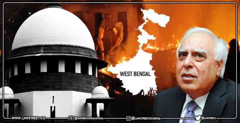 SC defers hearing on West Bengal Government's suit against CBI probe to October 22, 2021