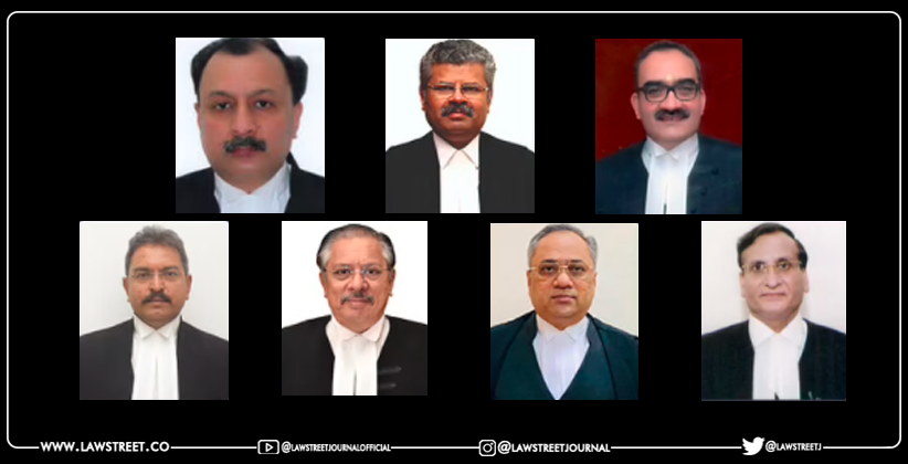 Central govt notifies transfer of High Court judges