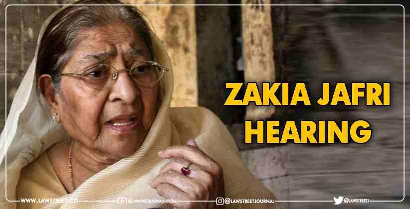 Zakia Jafri Hearing [Supreme Court Live…