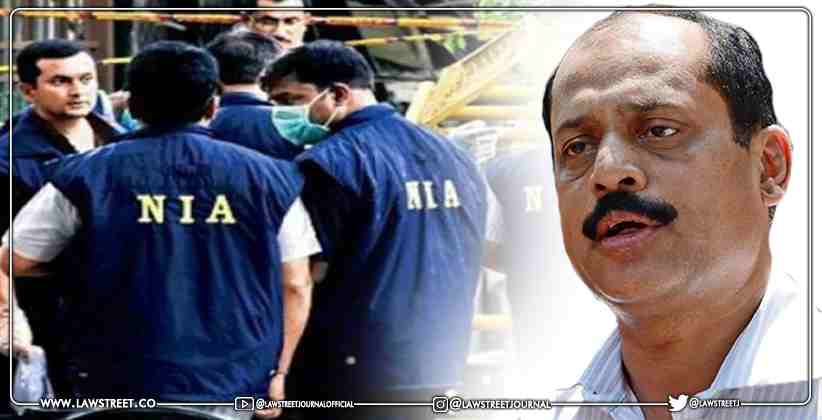NIA court denies Sachin Waze's appeal for three months of house arrest to recover from heart surgery