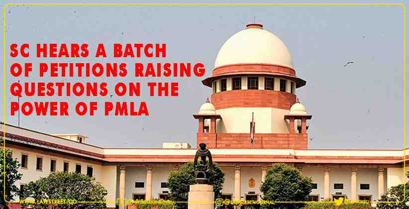 Supreme Court hears a batch of petitions…