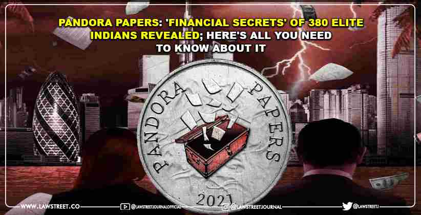 Pandora Papers: 'Financial secrets' of 380 elite Indians revealed; here's all you need to know about it