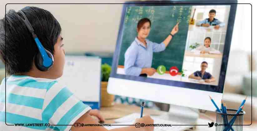 SC hears plea regarding issues faced by children attending online classes